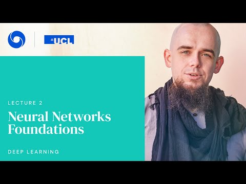 DeepMind x UCL   Deep Learning Lectures   2/12    Neural Networks Foundations