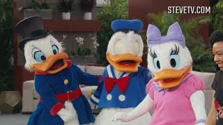 It's Donald And Daisy Duck! width=