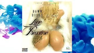 DAMN HIXXX-  LONE PRESSURE|Crush Dem Records
