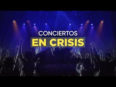Conciertos en crisis: Eventos masivos sin fecha de regreso – #ReportajesT13