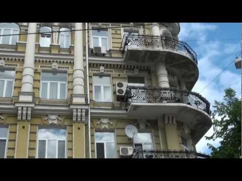 Центр Києва – Downtown Kyiv, Ukraine [HD]
