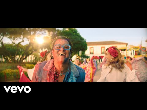 Carlos Vives - No Te Vayas (Official Video)
