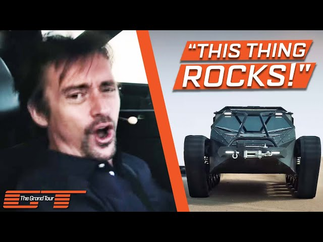 The Grand Tour: The Ripsaw EV2