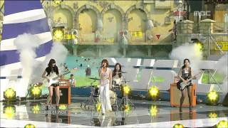 Lim Jeong Hee - Golden Lady, 임정희 - 골든 레이디, Music Core 20110604