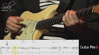 """Solo"" TV Show with Jean-Michel Kajdan - Guitar Pro"