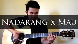 Shanti Dope | Nadarang x Mau (Fingerstyle guitar by Jorell)