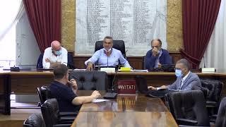 Consiglio Comunale Marsala seduta del 29 Settembre 2020