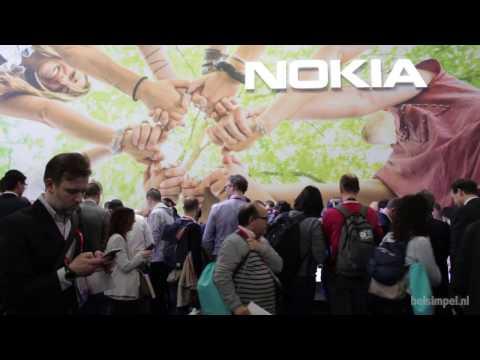 Nokia 3, 5, 6 & 3310 - Mobile World Congress 2017 (NL)