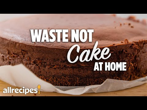 How to Make Waste Not Cake #WithMe | At Home Recipes | Allrecipes.com