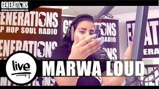 "[EXCLU] Marwa Loud - ""Atillo"" (Live des studios de Generations)"