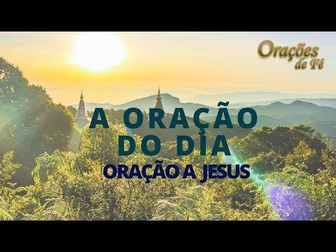A oração do dia - Oração a Jesus