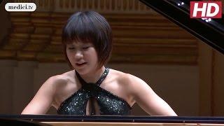 """Yuja Wang - Piano Sonata No. 29, """"Hammerklavier"""" -  Beethoven"""