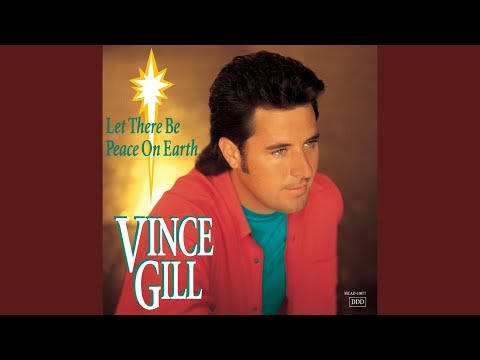 White Christmas de Vince Gill Letra y Video
