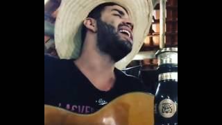 Passou da conta   Gusttavo lima cantando em casa! Instagram
