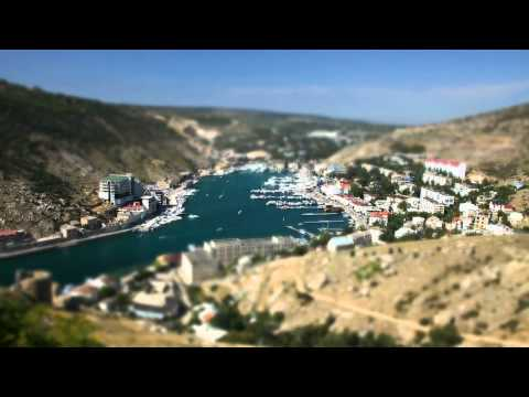 TimeLapse // test7. Balaklava (tilt-shift)