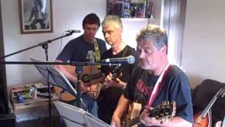 These boots are made for walking (nancy sinatra lee hazlewood cover) with banjolele