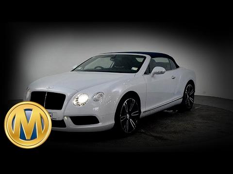2013 Bentley Continental GTC Cabriolet