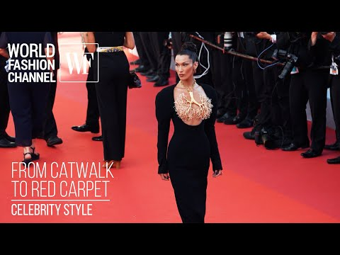 From catwalk to red carpet | Celebrity style | Part 2