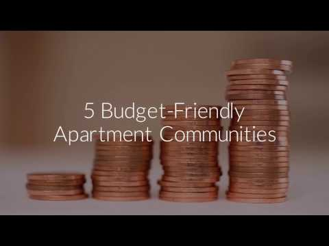 5 Budget-Friendly Apartment Communities