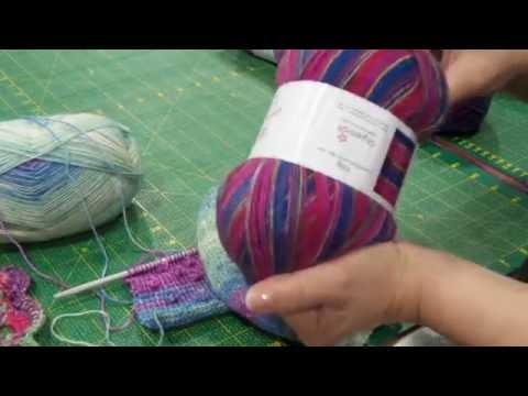 Sara's yarn review - Stylecraft Head Over Heels