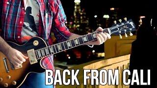 Slash - Back From Cali Cover