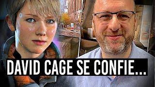Vidéo-Test : Rencontre avec DAVID CAGE