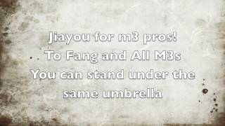 Fang-Ella (Umbrella Cover-Rihanna)