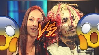 Danielle Bregoli Slides In Lil Pumps DMs on Instagram Live