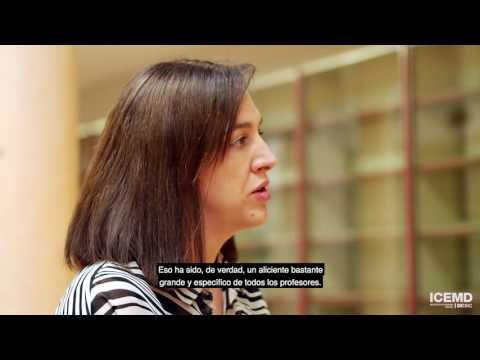 Protagonistas PADE: Nuria Ximena Fajardo