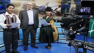 Tv Perú y Radio Nacional emitirán el primer noticiero en aimara