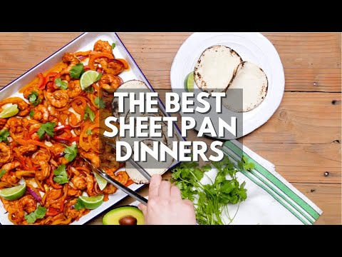 12 Quick & Easy Sheet Pan Dinners   Tastemade