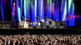 THE KILLERS - SOMEBODY TOLD ME (LIVE AT HARD ROCK CALLING 2009) HD