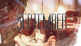 Красивый аниме клип」-September