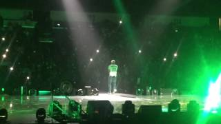 Chris Brown - Grass Ain't Greener (ThePartyTour - New Orleans)
