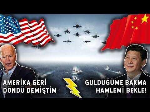 Askeri Uçakla Çin'i Kızdırdı! Amerika Bu Kez Kaşındı!