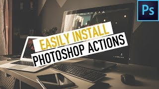 How to install actions in photoshop cc 2019 videos / InfiniTube
