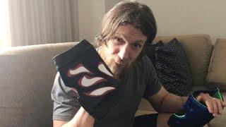 Sneak peek at Daniel Bryan's WrestleMania gear: WrestleMania Diary