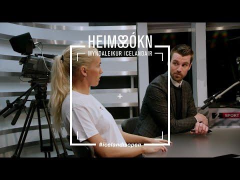 Heims-sókn   Bibba & Kjartan Atli   Icelandair