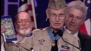 Desmond Doss featured at 2003 Florida Camp Meeting