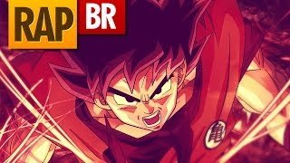 Rap do Goku (Dragon Ball Z) | Tauz RapTributo 02