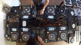Cotts & Ravine 12 DECK MIX Back 2 Back (Electro Hard Dance Hardstyle Drumstep Hardcore) width=