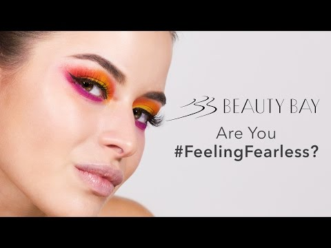 Unconventional Colour. Are You #FeelingFearless? | Beauty Bay