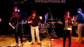 Nightingale - Wherever you will go [The Calling Cover] Bravo Supershow 2014 Gulfhaus Vechta