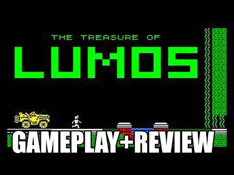 TREASURE OF LUMOS   FINAL VERSION ZX SPECTRUM NEW GAME