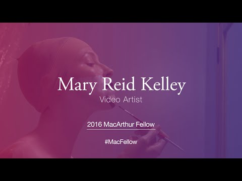 Video Artist Mary Reid Kelley | 2016 MacArthur Fellow