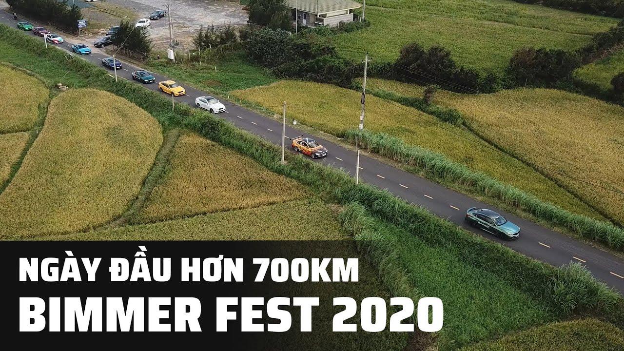 Bimmerfest 2020 ngày 1: 70 xe BMW khởi hành đi Quy Nhơn, ngắm cảnh tâm sự mỏng về BMW