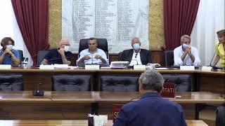 Consiglio Comunale di Marsala del 05-/08/2020