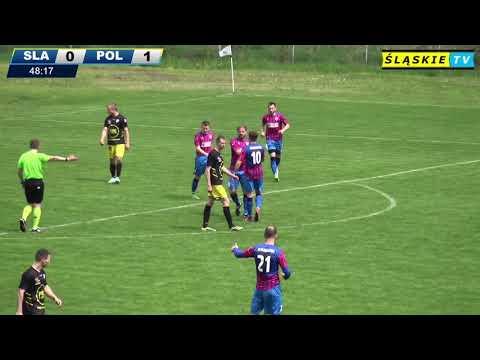 Slavia Ruda Śląska - Polonia Bytom 0:5