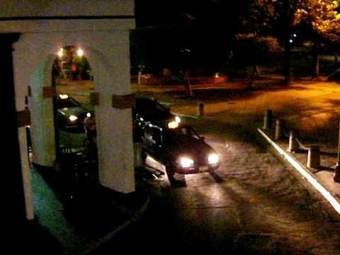 granada – view from la gran francia 2 – taxis