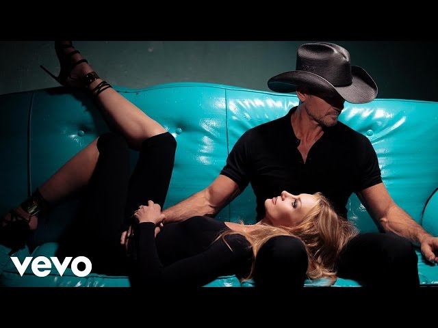 Videoclip de 'Speak To a Girl', de Tim McGraw.